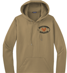 Pullover: Back Woods Coyote Brown Pullover Hoodie
