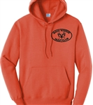 Pullover: Back Woods Pullover Hoodie