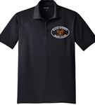 Polo: Back Woods Short Sleeve Performance Polo